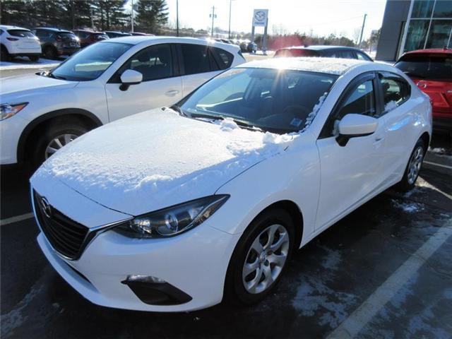 2016 Mazda Mazda3  (Stk: 18209A) in Hebbville - Image 1 of 1