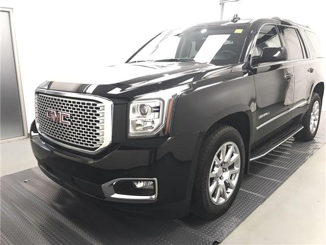 2017 GMC Yukon Denali (Stk: 201355) in Lethbridge - Image 7 of 21