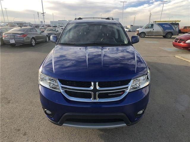 2012 Dodge Journey SXT & Crew (Stk: 2801893A) in Calgary - Image 3 of 14