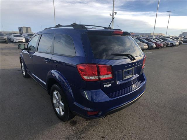 2012 Dodge Journey SXT & Crew (Stk: 2801893A) in Calgary - Image 6 of 14