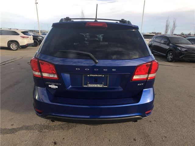 2012 Dodge Journey SXT & Crew (Stk: 2801893A) in Calgary - Image 7 of 14