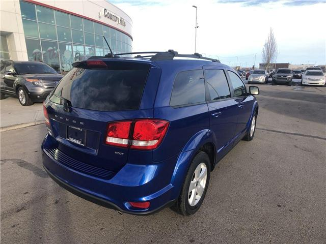 2012 Dodge Journey SXT & Crew (Stk: 2801893A) in Calgary - Image 8 of 14