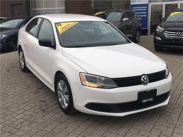 2011 Volkswagen Jetta 2.0L Trendline (Stk: 28273A) in East York - Image 1 of 30
