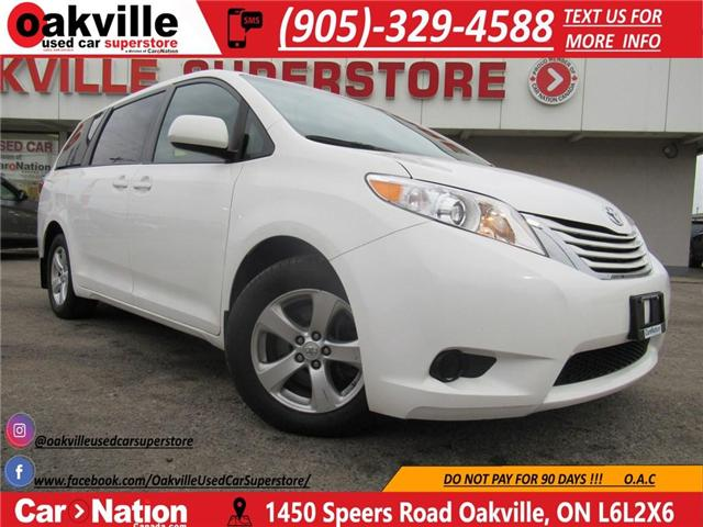 2015 Toyota Sienna 8 PASS | NAV | B/U CAM | HEATED SEATS (Stk: 5TDKK3) in Oakville - Image 1 of 27