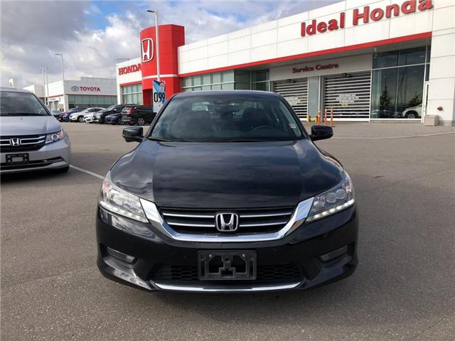 2015 Honda Accord Touring (Stk: I181751A) in Mississauga - Image 2 of 19