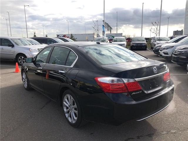 2015 Honda Accord Touring (Stk: I181751A) in Mississauga - Image 5 of 19