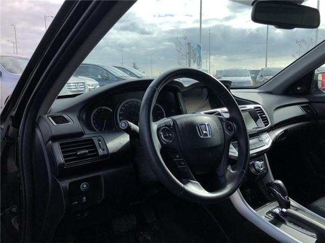 2015 Honda Accord Touring (Stk: I181751A) in Mississauga - Image 11 of 19
