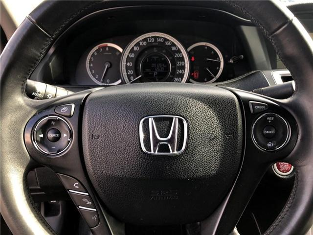 2015 Honda Accord Touring (Stk: I181751A) in Mississauga - Image 13 of 19
