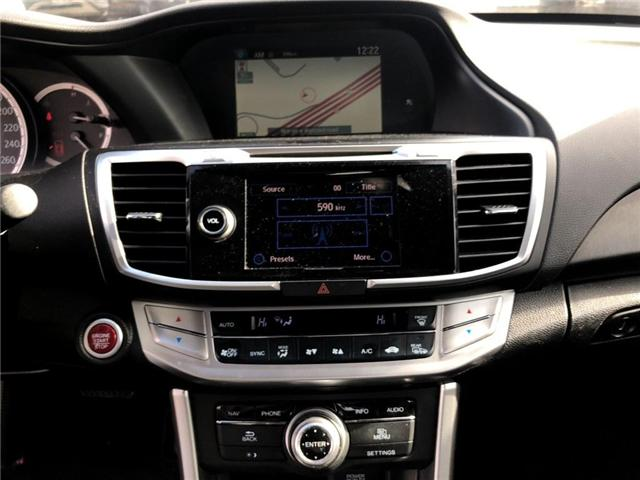 2015 Honda Accord Touring (Stk: I181751A) in Mississauga - Image 14 of 19