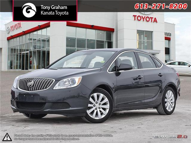 2015 Buick Verano Base (Stk: K4103A) in Ottawa - Image 1 of 27