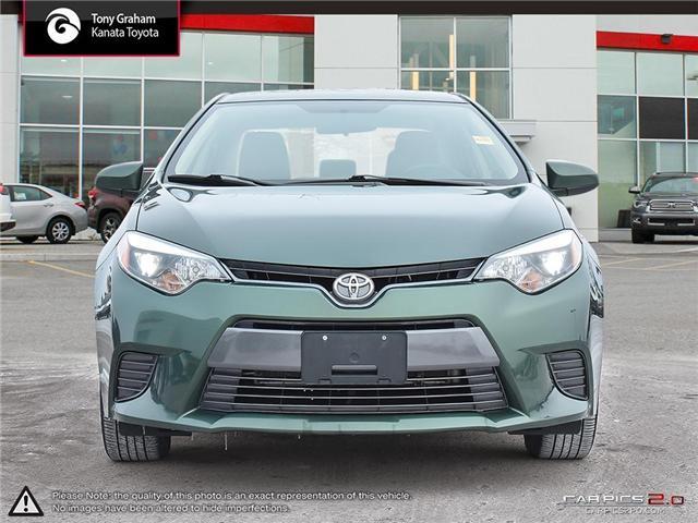 2015 Toyota Corolla LE (Stk: M2568) in Ottawa - Image 2 of 27