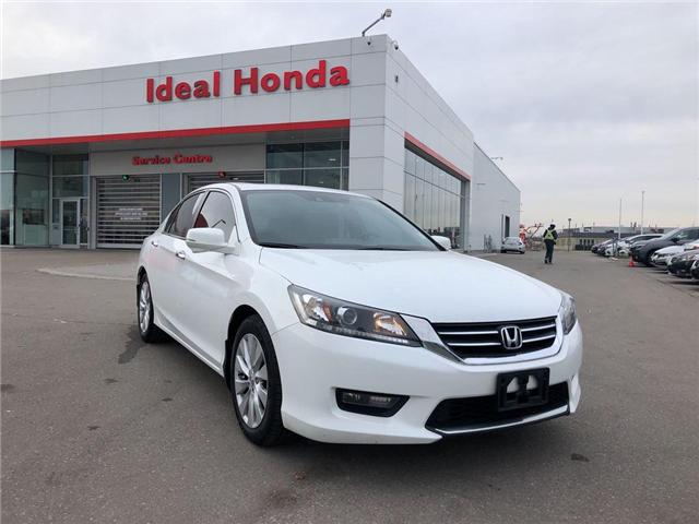 2015 Honda Accord EX-L (Stk: I190252A) in Mississauga - Image 1 of 21