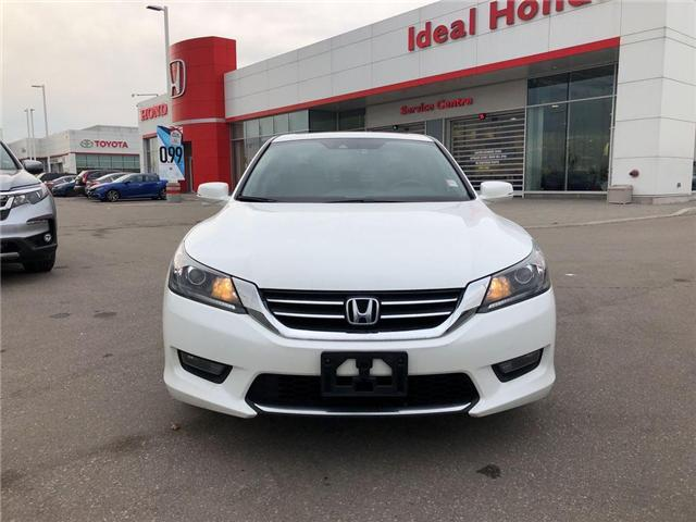 2015 Honda Accord EX-L (Stk: I190252A) in Mississauga - Image 2 of 21