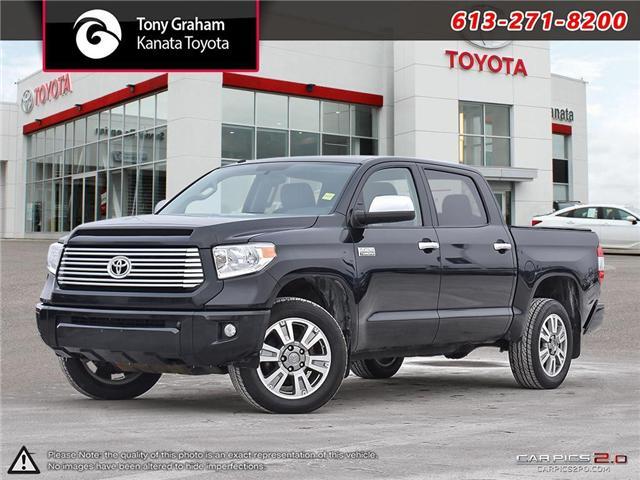 2014 Toyota Tundra  (Stk: 88244A) in Ottawa - Image 1 of 28