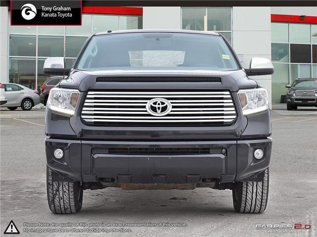 2014 Toyota Tundra Platinum 5.7L V8 (Stk: 88244A) in Ottawa - Image 2 of 28