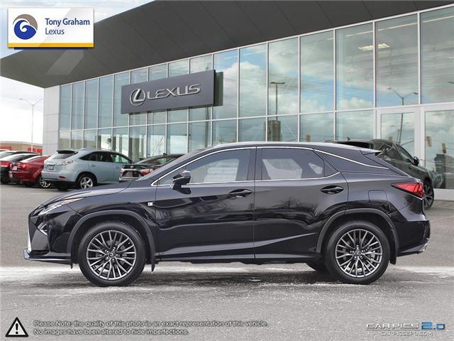 2017 Lexus RX 350 Base (Stk: Y3281) in Ottawa - Image 3 of 29