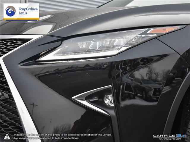 2017 Lexus RX 350 Base (Stk: Y3281) in Ottawa - Image 10 of 29