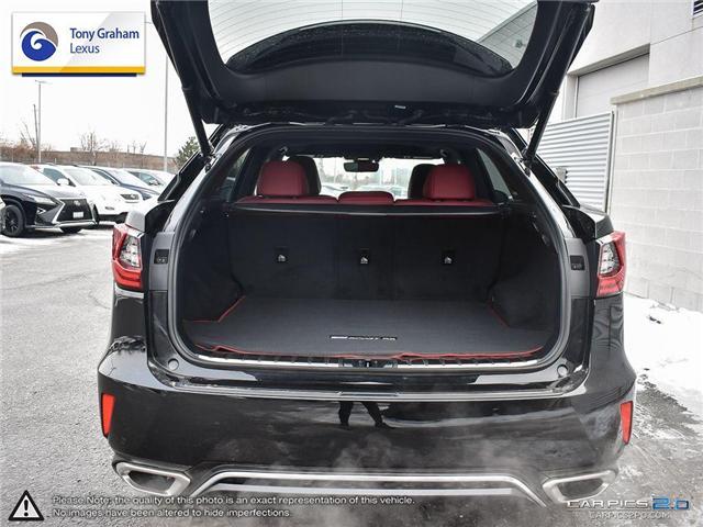 2017 Lexus RX 350 Base (Stk: Y3281) in Ottawa - Image 11 of 29
