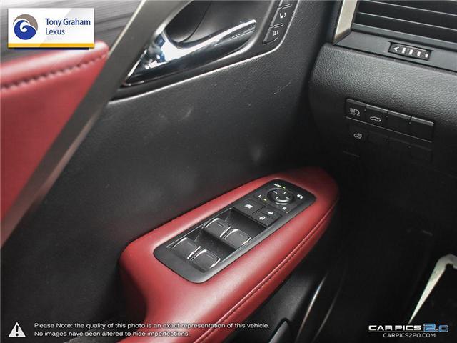 2017 Lexus RX 350 Base (Stk: Y3281) in Ottawa - Image 16 of 29