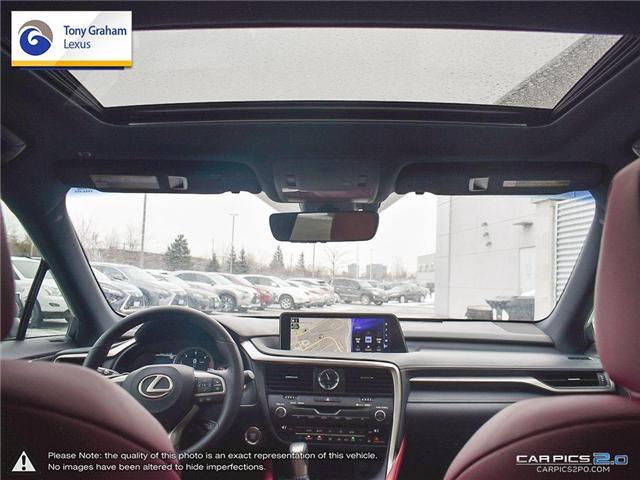 2017 Lexus RX 350 Base (Stk: Y3281) in Ottawa - Image 28 of 29