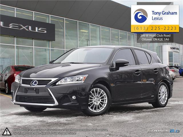 2014 Lexus CT 200h Base (Stk: Y2500) in Ottawa - Image 1 of 28