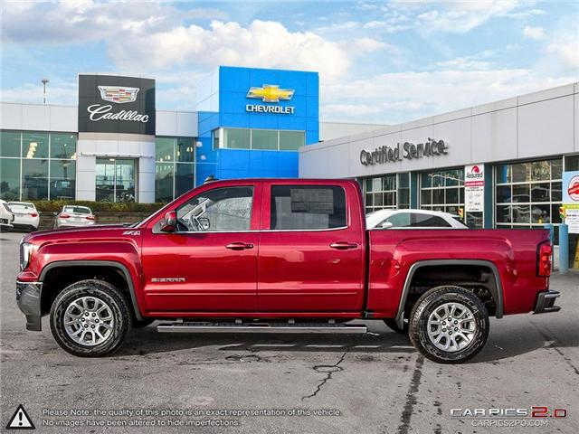 2018 GMC Sierra 1500 SLE (Stk: 2829112) in Toronto - Image 3 of 27