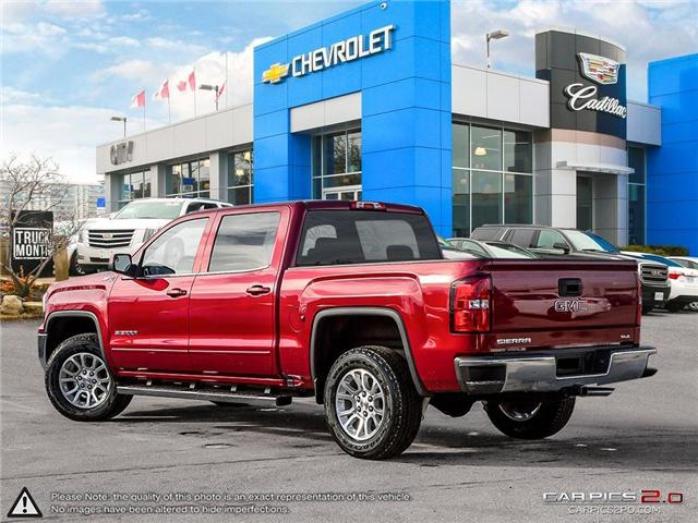 2018 GMC Sierra 1500 SLE (Stk: 2829112) in Toronto - Image 4 of 27