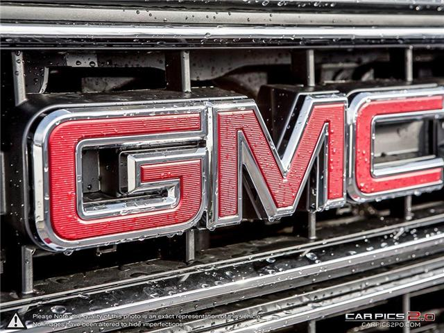 2018 GMC Sierra 1500 SLE (Stk: 2829112) in Toronto - Image 9 of 27