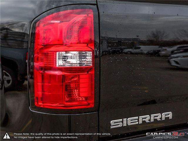 2018 GMC Sierra 1500 SLE (Stk: 2834144) in Toronto - Image 12 of 27
