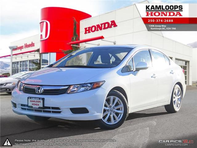 2012 Honda Civic EX (Stk: 14084B) in Kamloops - Image 1 of 26