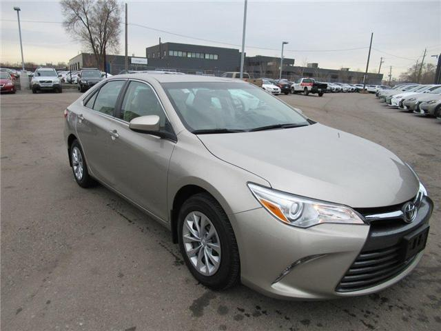 2016 Toyota Camry LE (Stk: 15827A) in Toronto - Image 1 of 13