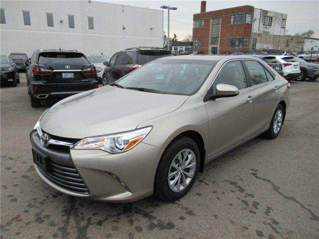 2016 Toyota Camry LE (Stk: 15827A) in Toronto - Image 2 of 13