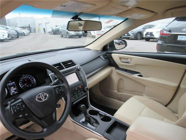 2016 Toyota Camry LE (Stk: 15827A) in Toronto - Image 10 of 13