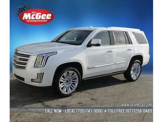 2019 Cadillac Escalade Platinum (Stk: 19311) in Peterborough - Image 1 of 3