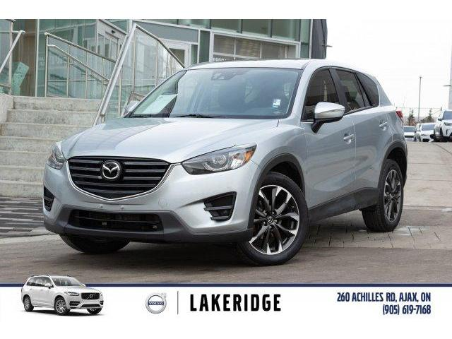2016 Mazda CX-5 GT (Stk: V0266A) in Ajax - Image 1 of 30