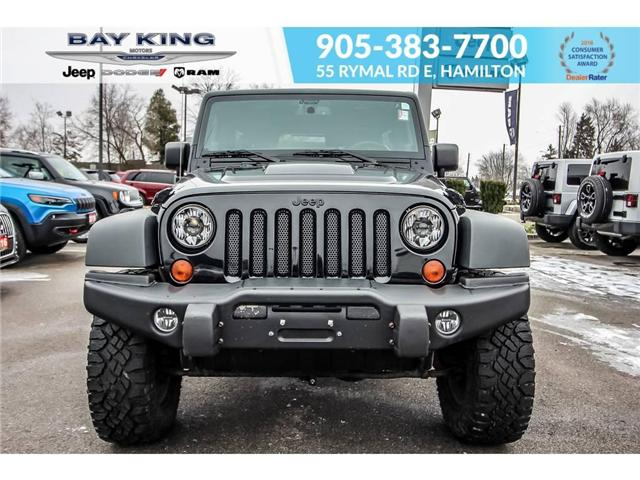 2013 Jeep Wrangler Unlimited  (Stk: 6689A) in Hamilton - Image 2 of 21