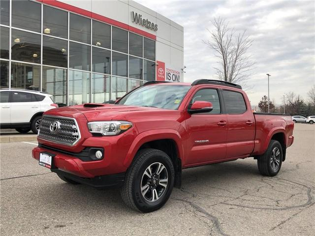 2017 Toyota Tacoma TRD Off Road (Stk: U2008A) in Vaughan - Image 1 of 20
