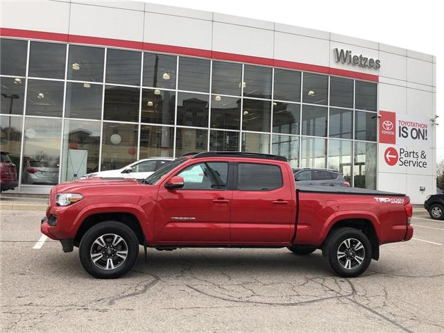 2017 Toyota Tacoma TRD Off Road (Stk: U2008A) in Vaughan - Image 2 of 20