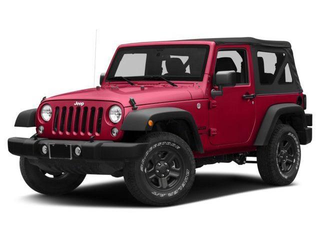 2018 Jeep Wrangler JK Sport (Stk: 32309) in Humboldt - Image 1 of 9