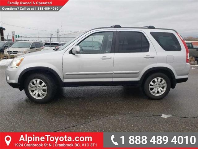 2006 Honda CR-V EX-L (Stk: X033117B) in Cranbrook - Image 2 of 18