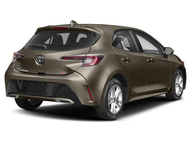 2019 Toyota Corolla Hatchback Base (Stk: 190231) in Whitchurch-Stouffville - Image 3 of 9