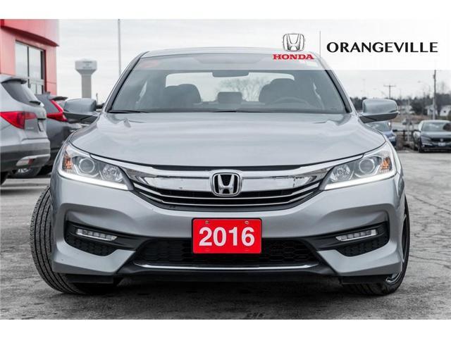 2016 Honda Accord Sport (Stk: C19014A) in Orangeville - Image 2 of 20