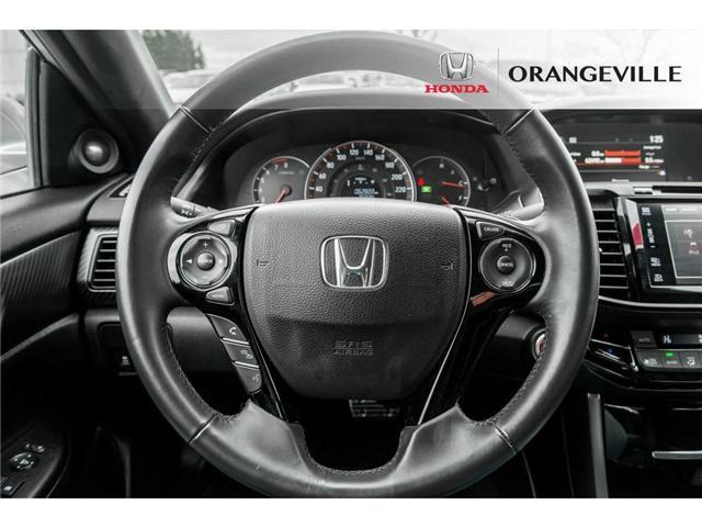 2016 Honda Accord Sport (Stk: C19014A) in Orangeville - Image 8 of 20