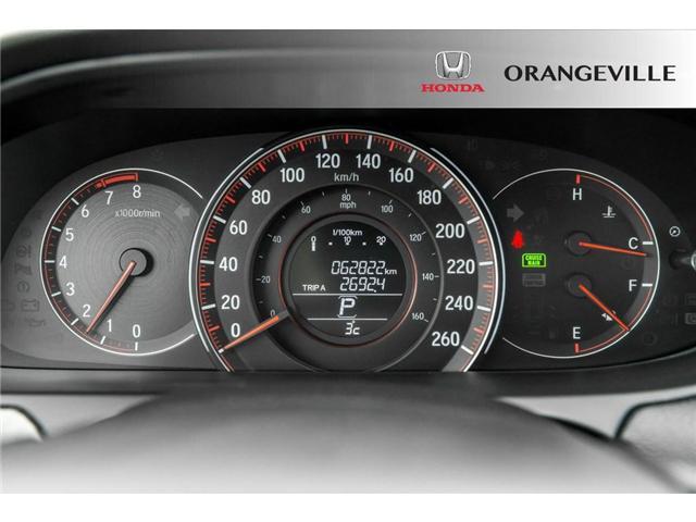2016 Honda Accord Sport (Stk: C19014A) in Orangeville - Image 10 of 20