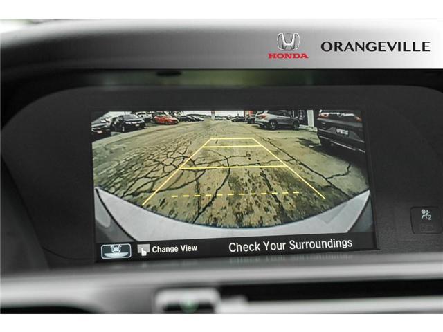 2016 Honda Accord Sport (Stk: C19014A) in Orangeville - Image 11 of 20