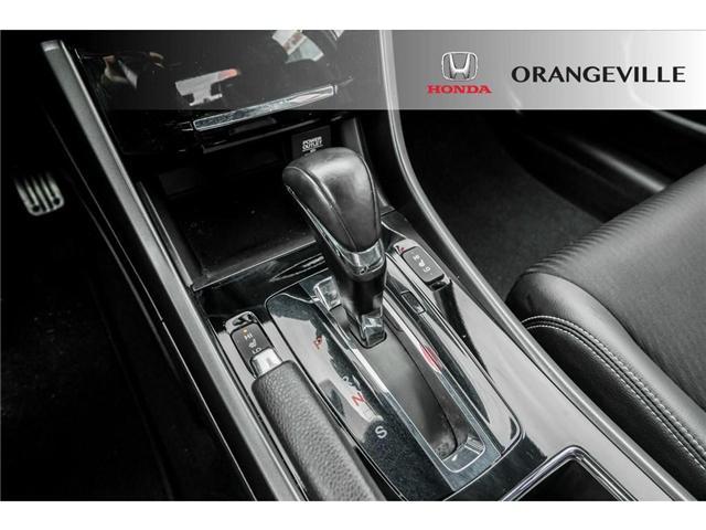 2016 Honda Accord Sport (Stk: C19014A) in Orangeville - Image 14 of 20