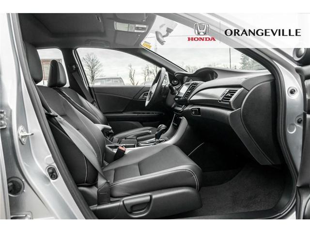 2016 Honda Accord Sport (Stk: C19014A) in Orangeville - Image 17 of 20