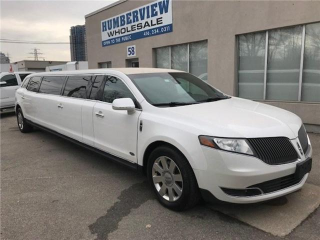 2013 Lincoln MKT Builders Package Limo/Hearse (Stk: 2L1MJ5) in Etobicoke - Image 1 of 6