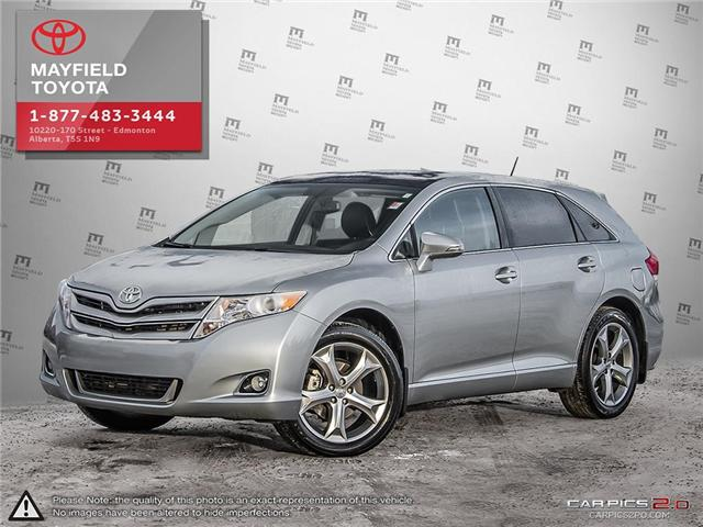 2016 Toyota Venza Base V6 (Stk: 190530A) in Edmonton - Image 1 of 20