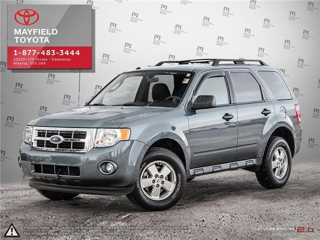 2012 Ford Escape XLT (Stk: 1802749A) in Edmonton - Image 1 of 20